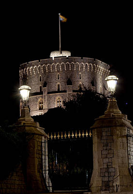 Photograph - Windsor Castle by Linda Freebury