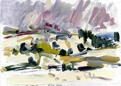 Purely Purple - Winter-41 by Arthur Kvarnstrom