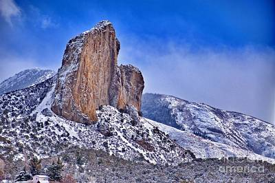 Photograph - Winter At Needlerock by Eric Rundle