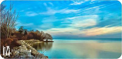 Photograph - Winter Blues by Milan Kalkan
