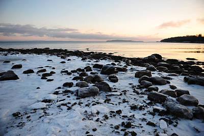 Photograph - Winter By The Coast by Randi Grace Nilsberg