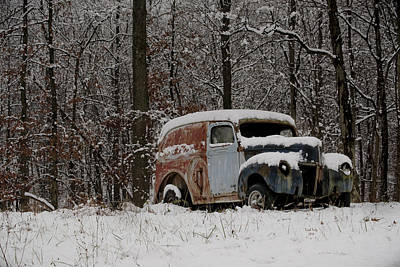 Photograph - Winter Classic by Trish Tritz