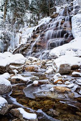 Photograph - Winter Cloudland by Jeff Sinon