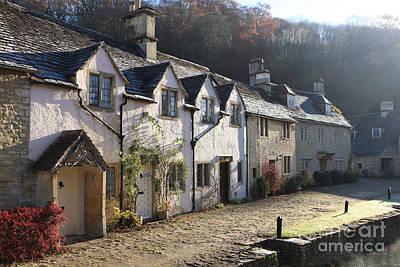 Winter Cottages Original