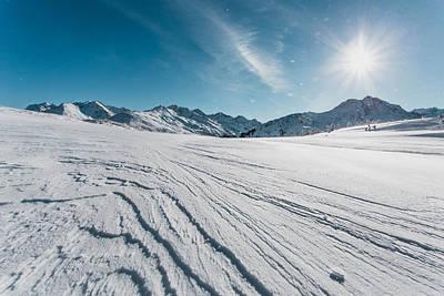 Photograph - Winter Desert by Soren Egeberg
