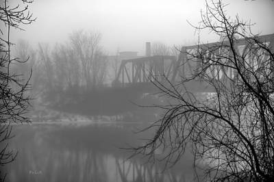 Photograph - Winter Fog by Bob Orsillo