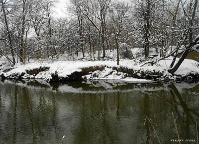 Winter Forest Series 2 Art Print