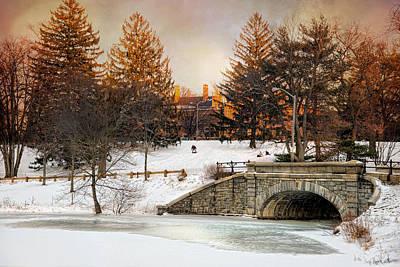 Photograph - Winter Fun by Robin-Lee Vieira
