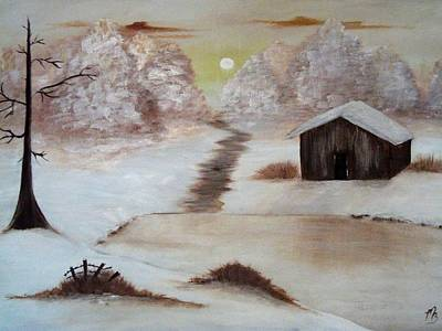 Painting - Winter Haven by Melanie Blankenship