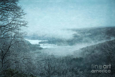 Winter Landscapes Photograph - Winter by HD Connelly