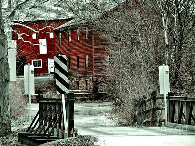 Photograph - Winter Home by Sharon Costa