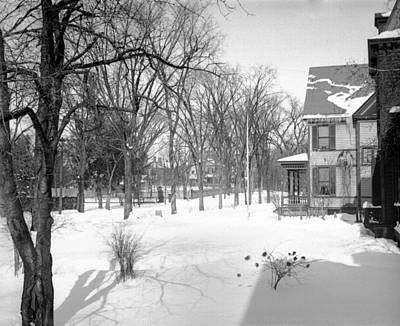 Photograph - Winter In Pittsfield by William Haggart