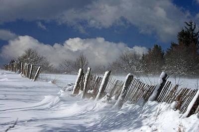 Photograph - Winter by Lepercq Veronique