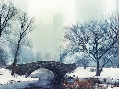 Winter Mood Art Print by Jessica Jenney