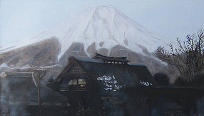 Painting - Winter Morning by Masami Iida