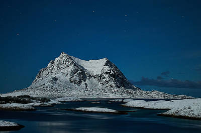 All You Need Is Love - Winter night 1 by Trond Solem