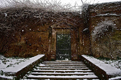Rome Photograph - Winter Park by Gregory  Kent