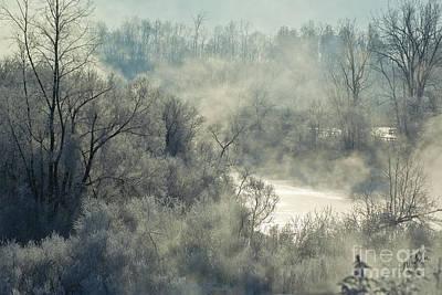 Photograph - Winter Pastorale I by Jessie Parker