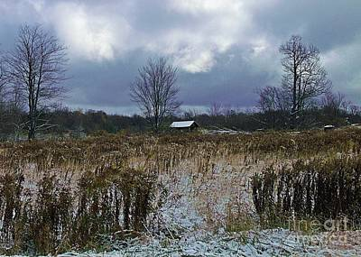 Photograph - Winter Prelude by Christian Mattison