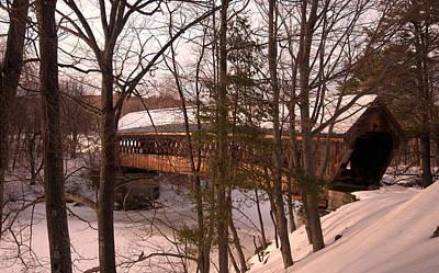 Photograph - Winter Profile by Paul Mangold