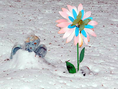 Photograph - Winter Remembrance by Ed Weidman