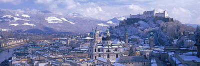 Winter, Salzburg, Austria Art Print by Panoramic Images