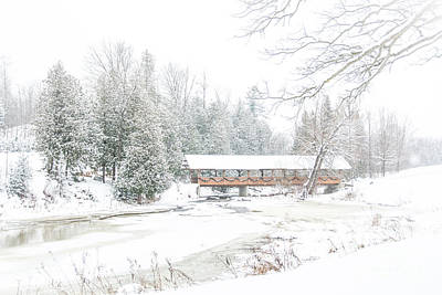 Photograph - Winter Scenery by Cheryl Baxter