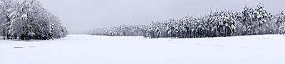 Photograph - Winter Solitude by Charlie and Norma Brock