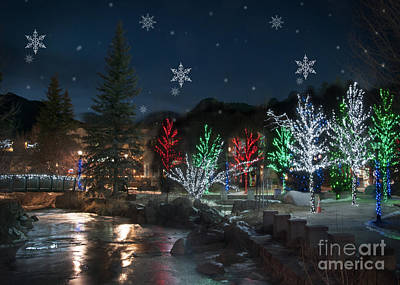 Riverwalk Photograph - Winter Solstice 2014 by Juli Scalzi
