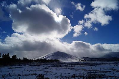 Photograph - Winter Sunshine by Broderick Delaney