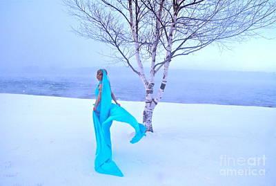 Wall Art - Photograph - Winter Tree Empress by Shakaya Leone