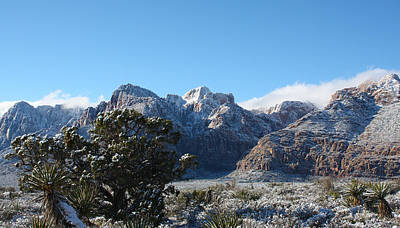 Photograph - Winter Valley by Dennis Galloway