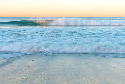 Photograph - Winter Waves 2 by Priya Ghose