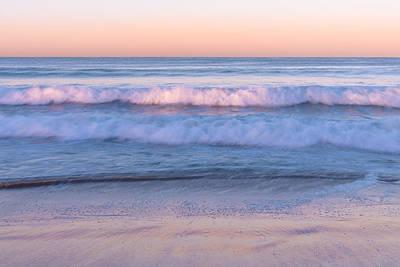 Pacific Ocean Photograph - Winter Waves 4 by Priya Ghose