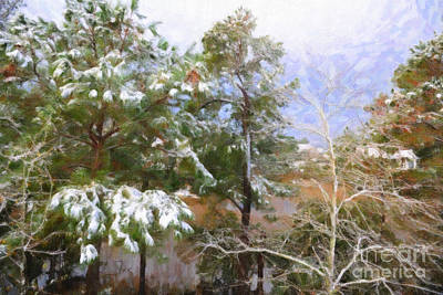 Photograph - Winter Wonderland by Dale Powell
