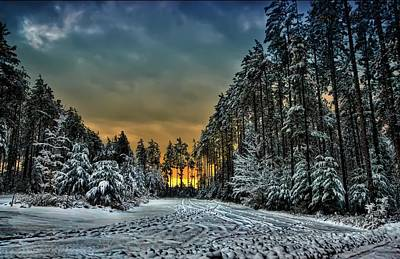Photograph - Winter Wonderland by Jeff S PhotoArt