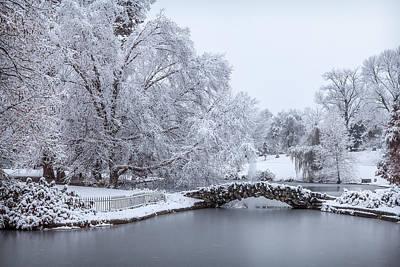 Photograph - Winter Wonderland by Keith Allen