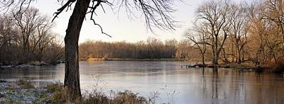 Photograph - Winter's Approach by Bonfire Photography