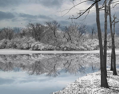 Photograph - Winters Delight 6 - Limited Edition by Cedric Hampton