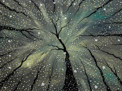 Painting - Winter's Spell by Joel Tesch