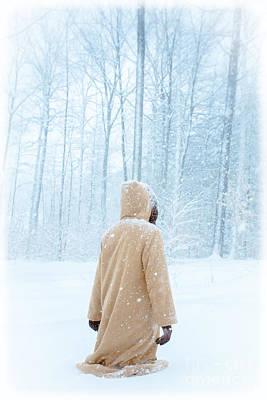 Fairy Story Photograph - Winter's Tale by Edward Fielding