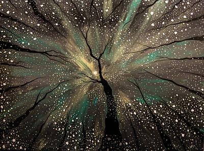 Painting - Winter's Trance by Joel Tesch