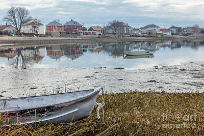 Photograph - Winthrop Harbor 1 by Susan Cole Kelly
