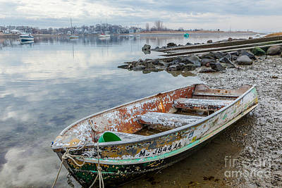 Photograph - Winthrop Harbor 2 by Susan Cole Kelly