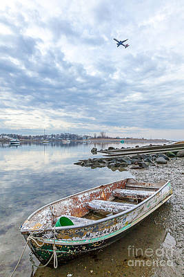 Photograph - Winthrop Harbor 3 by Susan Cole Kelly