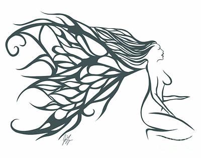 Wisdom Art Print by Jamie Lynn