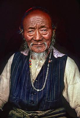 Waist Beads Photograph - Wisdom by Steve Harrington