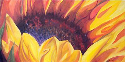 Painting - Wisdom by Trina Teele