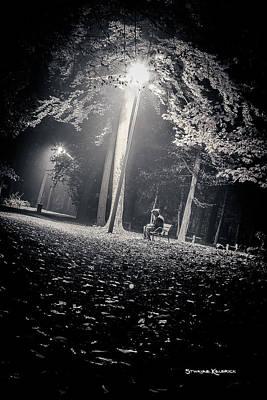 Photograph - Wish You Were Alone by Stwayne Keubrick
