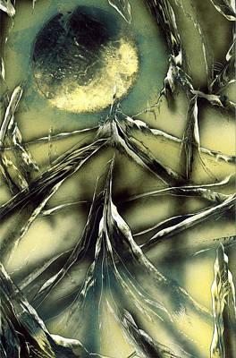 Painting - Catacombs Of Elgen by Jason Girard